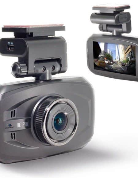 WheelWitness HD PRO Dash Cam with GPS - 2K - 170° Lens