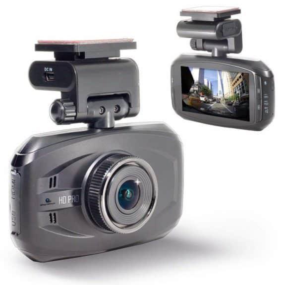 WheelWitness HD PRO Dash Cam with GPS - 2K - 170° Lens