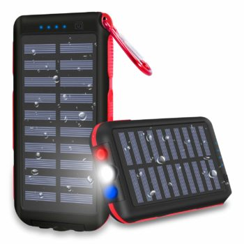 CXLiy solar charger 25000mAh