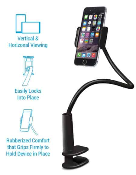 Aduro Solid Grip Phone Holder