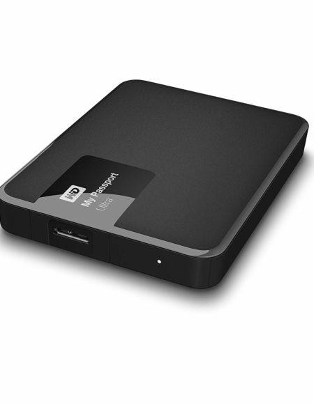 WD 4TB My Passport USB 3.0 HDD