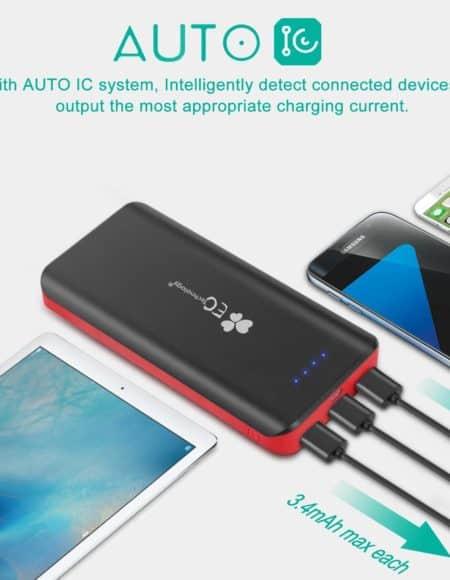 EC Technology 22400mAh