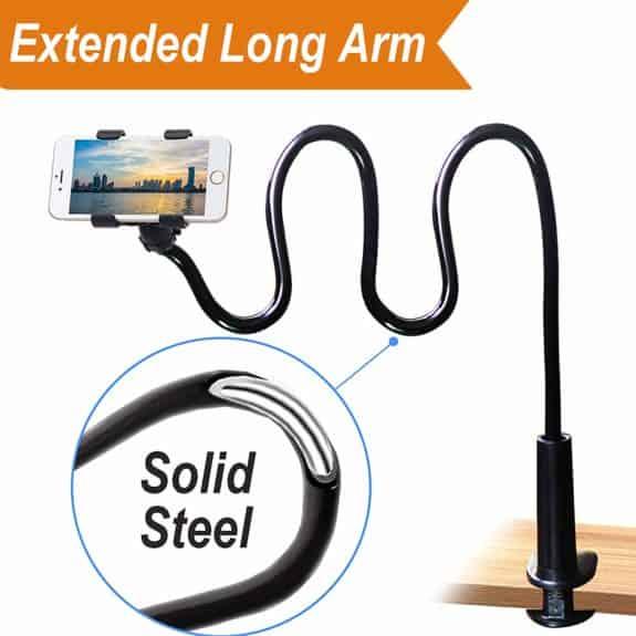 GloryBear Cell Phone Clip-on Stand Holder