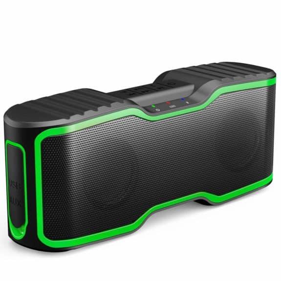 AOMAIS Sport II Portable Wireless Bluetooth Speaker 4.0