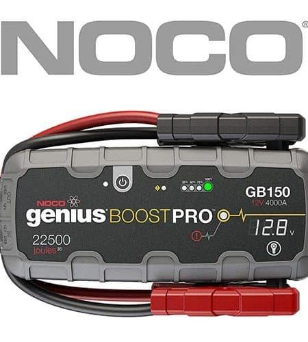 genius boost pro jump starter battery