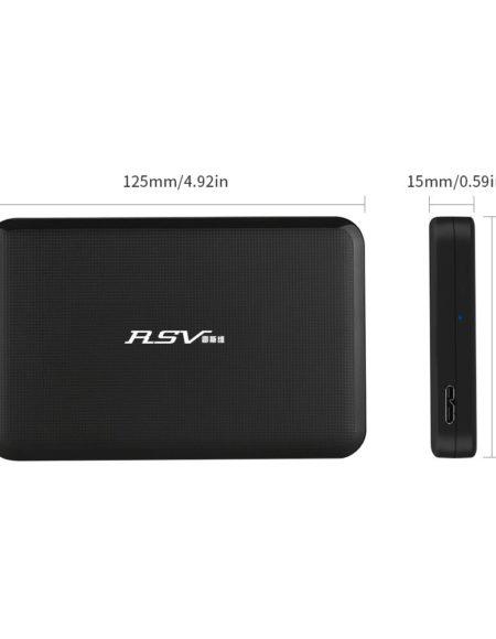 RSV leisiwei External Hard Drive Enclosure