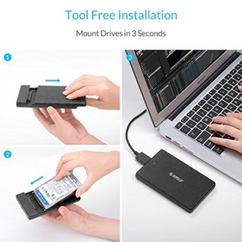 ORICO USB 3.0 to SATA III 2.5