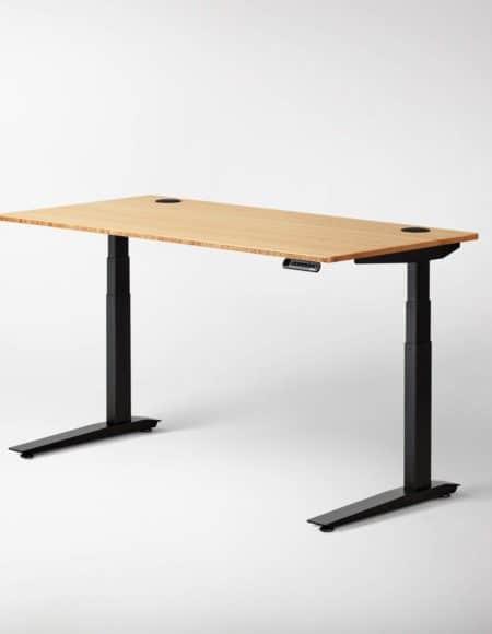 Jarvis Adjustable Desk with Top
