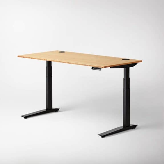 Jarvis Adjustable Desk with Top