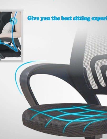 Ergonomic Mesh Midback Task Chair