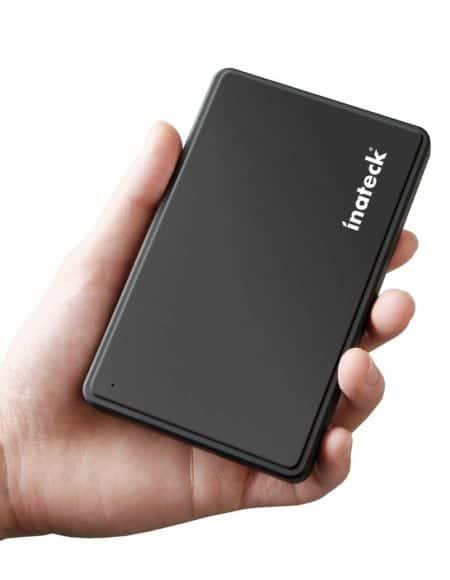 Inateck USB 3.0 HDD SATA Enclosure