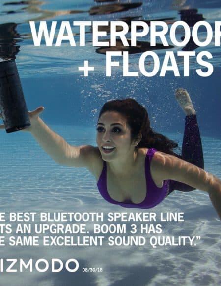 Ultimate Ears BOOM 3 Bluetooth Speaker