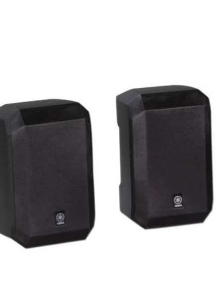 Yamaha NS-SP1800BL 5.1-Channel Home Theatre Speaker System