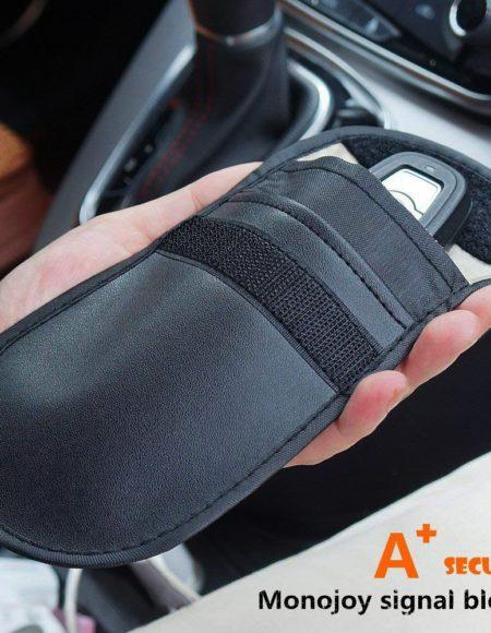 MONOJOY 2 X Car Key Signal Blocker Case