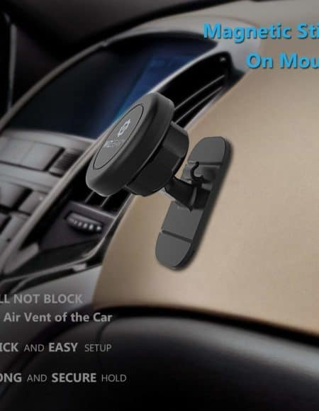 WizGear Universal Dashboard Magnetic Holder