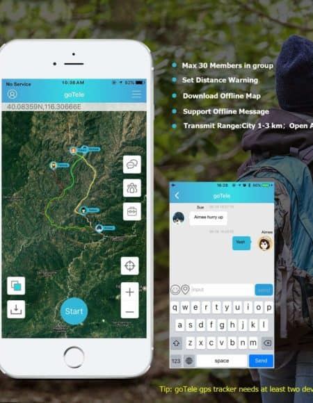 goTele GPS Tracker
