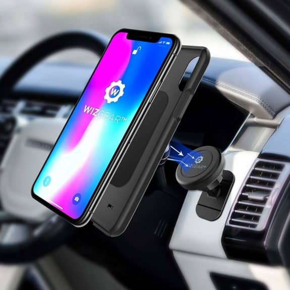 WizGear Universal Dashboard Magnetic Holder