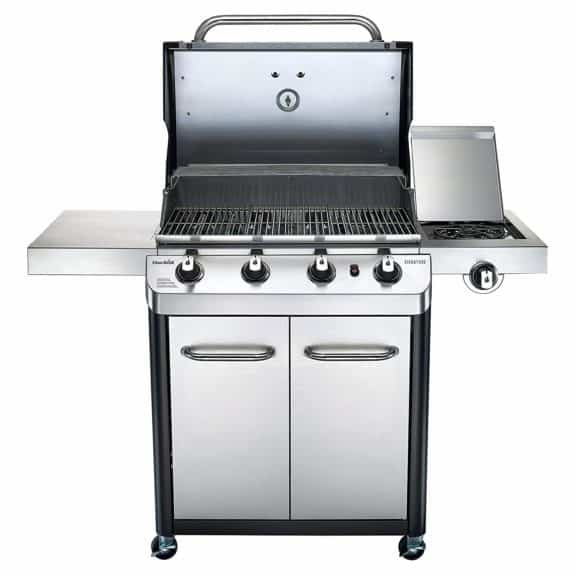 Char-Broil Signature 530 4-Burner Grill Barbecue