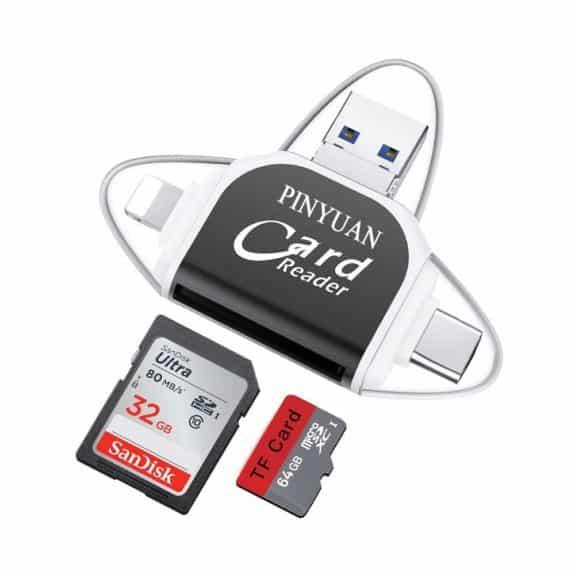 iphone SD card reader | geartek