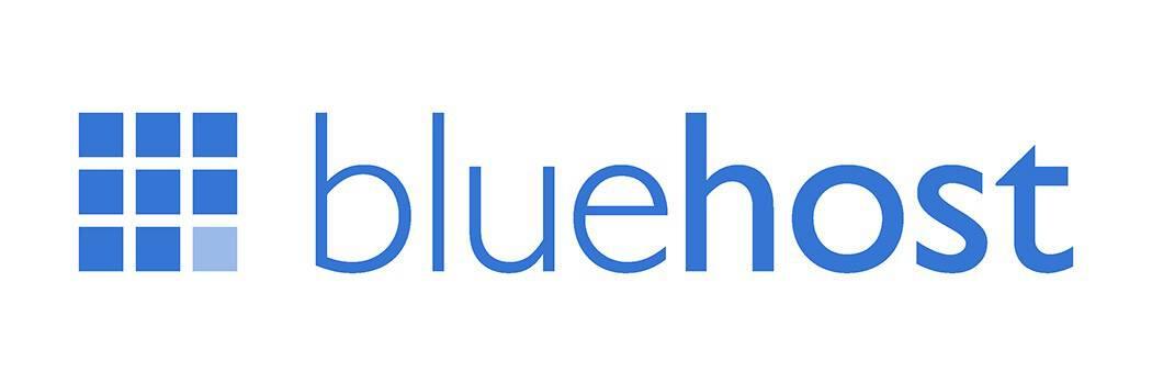 bluehost web host logo
