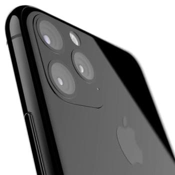 iPhone 11 rear camera design