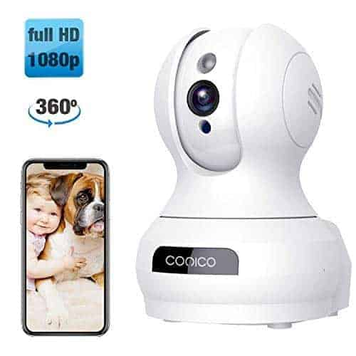 conico baby monitor camera