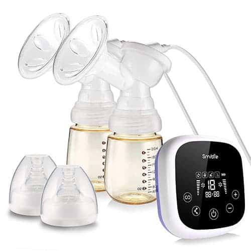 Smibie Dual Motor Double Electric Breast Pump