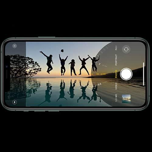 iphone 11 nighmode